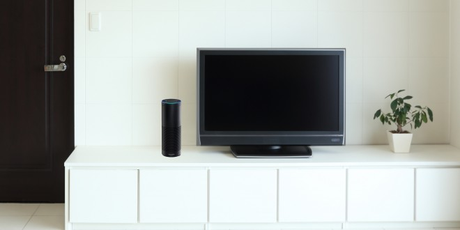 アマゾンが新デバイス「echo」を発表しました!