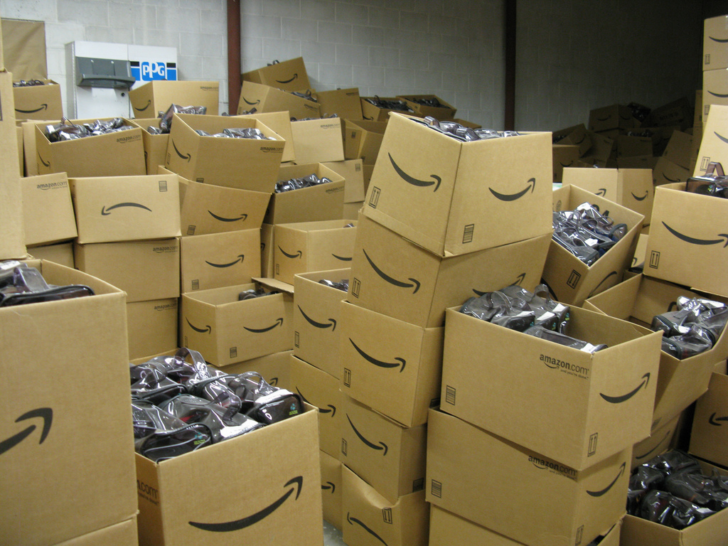 不良在庫を米国AmazonのFBAで処分